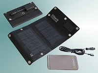 SOLARSET ECOSOLAR 5V/4W SUPER SLIM