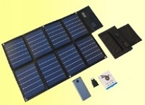 SET SOLARFLEX 40W SUPERMAX