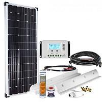 Solarmodule und Komplettset Wohnmobile/Caravan/Boote