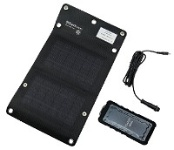 SOLARSET ECOSOLAR 5V/4W TOUGH MINI