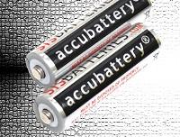 AA / AAA Akkus Akkubatterien
