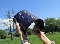 Solarcards - flexibel und leicht