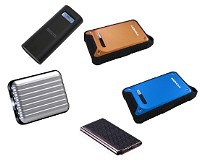 Externe Akkus / Powerbanks / Powertanks